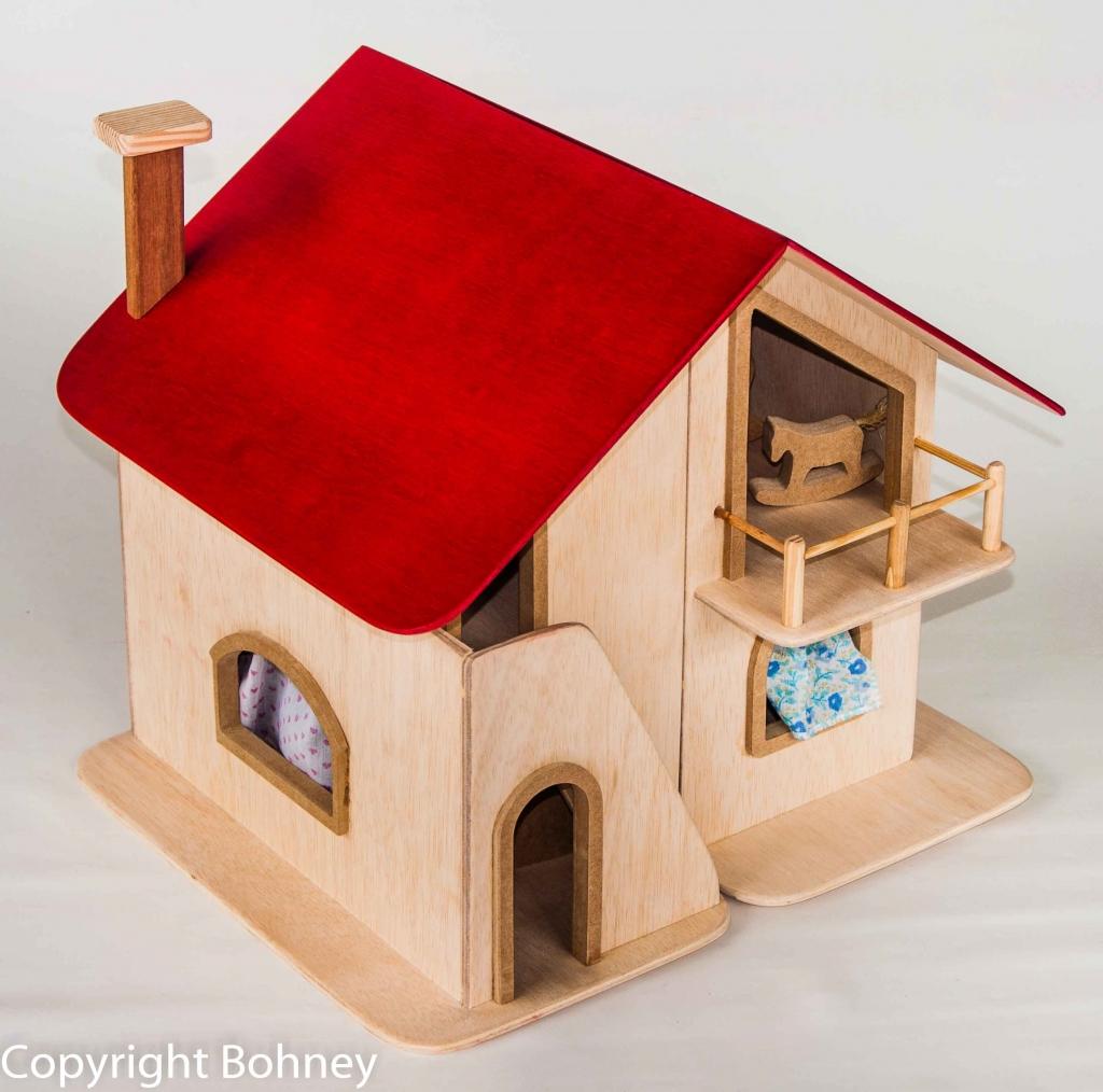 pa108 casa de boneca com móveis casa de boneca com dois andares  #B90005 1024x1014